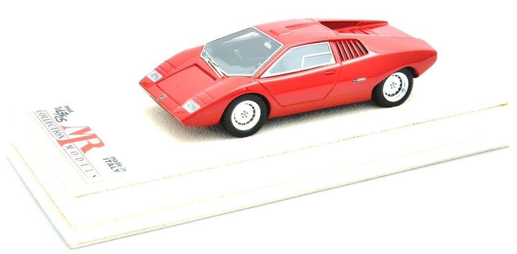 Lamborghini Countach LP500 1971 / ランボルギーニ・カウンタック LP500 1971年